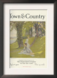 Town & Country, August 20th, 1920 Poster