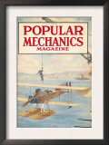 Popular Mechanics, July 1916 Prints