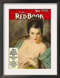 Redbook, May 1926 Poster