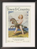Town & Country, July 1st, 1919 Posters