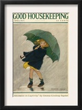 Good Housekeeping, April 1922 Prints by Jessie Willcox-Smith