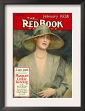 Redbook, February 1928 Print