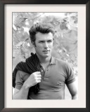 Clint Eastwood, 1961 Art