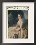 Town & Country, March 1st, 1917 Poster