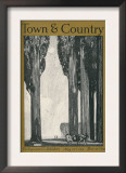 Town & Country, May 20th, 1915 Print