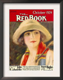 Redbook, October 1924 Posters