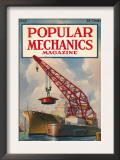 Popular Mechanics, May 1922 Prints