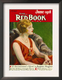 Redbook, June 1928 Print