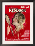 Redbook, July 1928 Prints