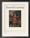 Town & Country, July 10th, 1915 Posters