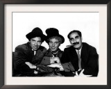 A Night at the Opera, Chico Marx, Harpo Marx, Groucho Marx, 1935 Art