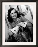 The Women, Paulette Goddard, 1939 Prints