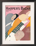 Harper's Bazaar, September 1929 Art