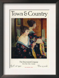 Town & Country, April 20th, 1921 Poster