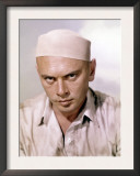 Escape from Zahrain, Yul Brynner, 1962 Prints