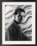 Portrait of Laurence Olivier, June 17, 1939 Poster by Carl Van Vechten