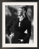 Ginger Rogers, 1911-1995, American Actress, c.1949 Prints