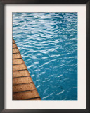 Poolside I Prints by Nicole Katano