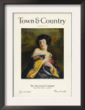 Town & Country, January 15th, 1923 Print