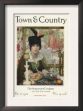 Town & Country, October 10th, 1921 Prints