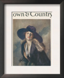 Town & Country, May 1st, 1917 Posters
