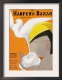 Harper's Bazaar, August 1929 Posters