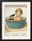 Good Housekeeping, June, 1932 Poster