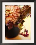 Spring Floral Medley Coral Prints