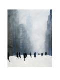 Blizzard - 5th Avenue Posters by Jon Barker