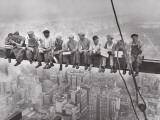 City Lunch Posters by Charles C. Ebbets