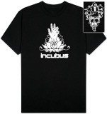 Incubus - Lotus Hand Shirts