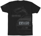 Delorean - Door T-Shirts