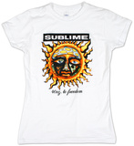 Juniors: Sublime - 40 oz. To Freedom T-shirts