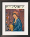 Town & Country, October 1st, 1916 Poster