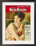 Redbook, December 1926 Posters