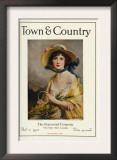 Town & Country, December 1st, 1921 Posters
