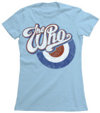 Juniors: The Who - I'm the Face T-shirts