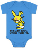 Infant: Happy Bunny - This Ain't Gonna T-Shirts