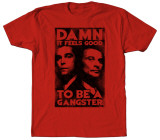 Goodfellas - Gangster Red T-shirts