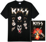 Kiss - Lightening Strikes Shirt