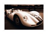 1958 Lister Jaguar 62 Posters by Jamie Hankin