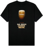 Guinness - No Beer Comes Near T-shirts