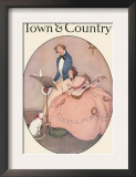 Town & Country, February 10th, 1916 Print