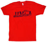 Wilco - Pedal T-shirts
