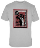 Rage Against the Machine - Postage Stamp T-Shirt