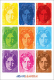 John Lennon - Pop Art Photo