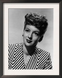 Evelyn Keyes, Late 1940s Art