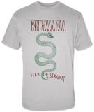 Nirvana - Serpent T-Shirt