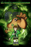 Ben 10 Ultimate Alien (Humungousaur) Posters