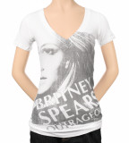 Juniors:  Britney Spears - Outrageous T-Shirt